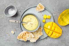 Dip à la mangue et à la moutarde