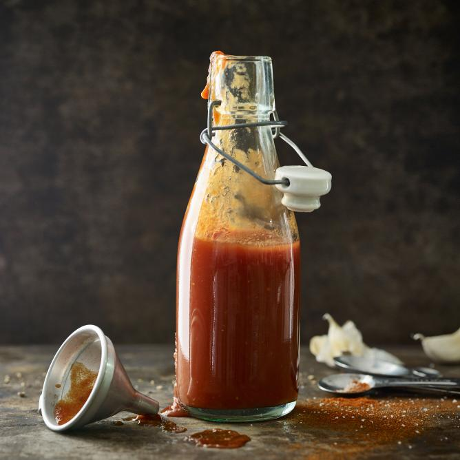 Irish Whisky BBQ Sauce