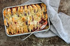Colourful Vegetable Gratin