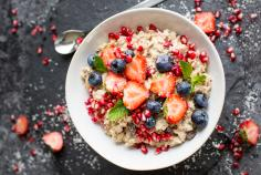 Vegan Birchermuesli