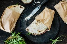 Grilled Piadina