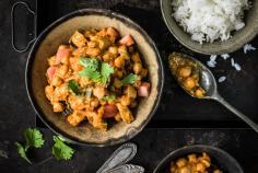 Chickpeas-Curry