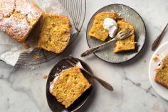 Juicy squash cake