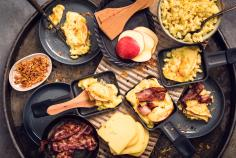 Mountain Style Raclette