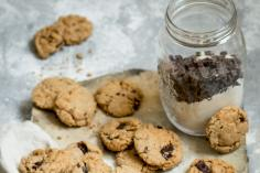 Cookie mix en bocal