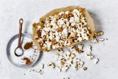 Pop-corn épicé