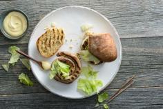 Sandwich à la saucisse à rôtir