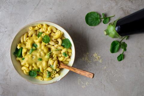 Sauce Mac n'Cheese vegan