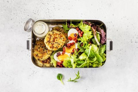Lunch Box: galettes