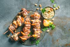 Brochettes Surf and Turf