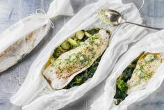 Pike-perch parcels