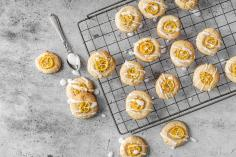 Biscuits au kumquat