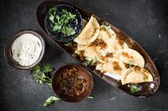Pierogi (Eastern European filled dumplings)