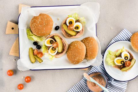Gesichtli Burger