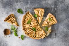 Andermatt's apple tart