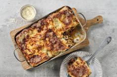 Autumn lasagne
