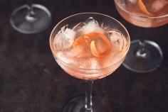 Drink au pample-mousse rose