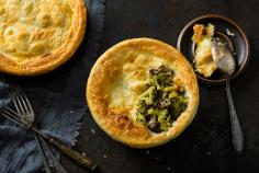 Juicy Broccoli Pie