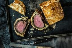 Fillet in Puff Pastry